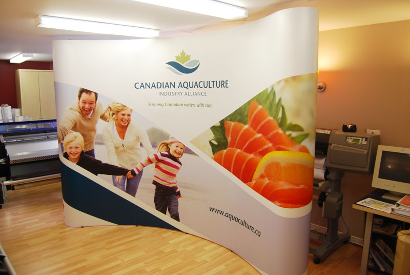 Ottawa Trade Show Printing | Graphics, Displays, Popups, etc